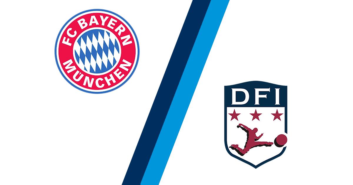 Spielbericht Fc Bayern München Dfi Bad Aibling Fupa