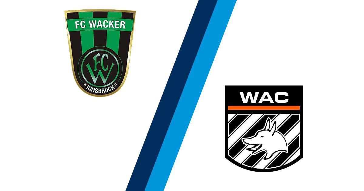 Ergebnis Wacker Innsbruck